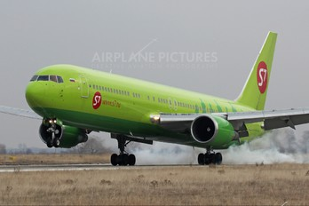 VP-BVH - S7 Airlines Boeing 767-300