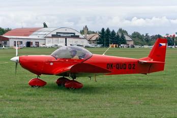 OK-QUD 02 - Private Zenith - Zenair CH 601 Zodiac