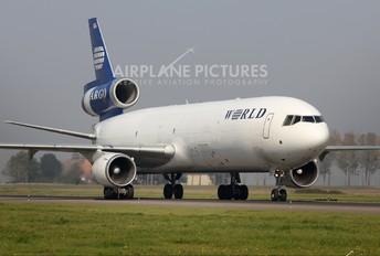 N383WA - World Airways Cargo McDonnell Douglas MD-11F