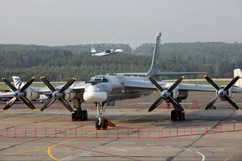 RF-94123 - Russia - Air Force Tupolev Tu-95MS