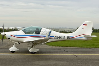 OK-MUS 15 - Private Urban Air UFM-10 Samba