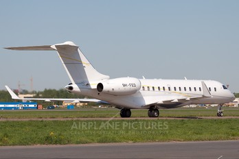 9H-FED - Hyperion Aviation Bombardier BD-700 Global Express
