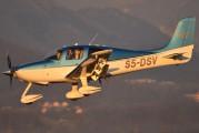 S5-DSV - Private Cirrus SR22 aircraft