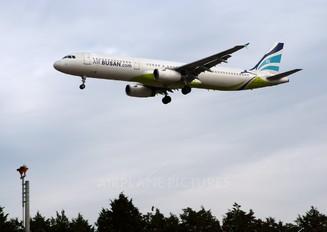 HL7761 - Air Busan Airbus A321