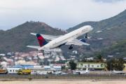 N668DN - Delta Air Lines Boeing 757-200 aircraft