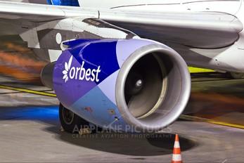 EC-LRT - Orbest Airbus A320