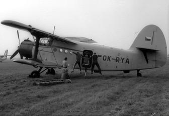 OK-RYA - Aeroklub Czech Republic Antonov An-2
