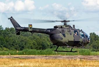 89+09 - Germany - Army MBB Bo-105P
