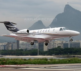 PR-MJM - Private Cessna 525C Citation CJ4
