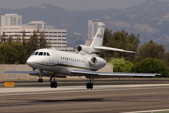 N352AE - Private Dassault Falcon 900 series