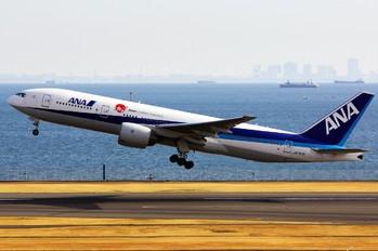 JA707A - ANA - All Nippon Airways Boeing 777-200ER