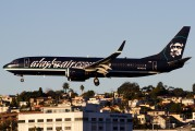 N548AS - Alaska Airlines Boeing 737-800 aircraft