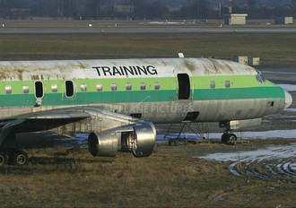 TU-TCP - Unknown Douglas DC-8