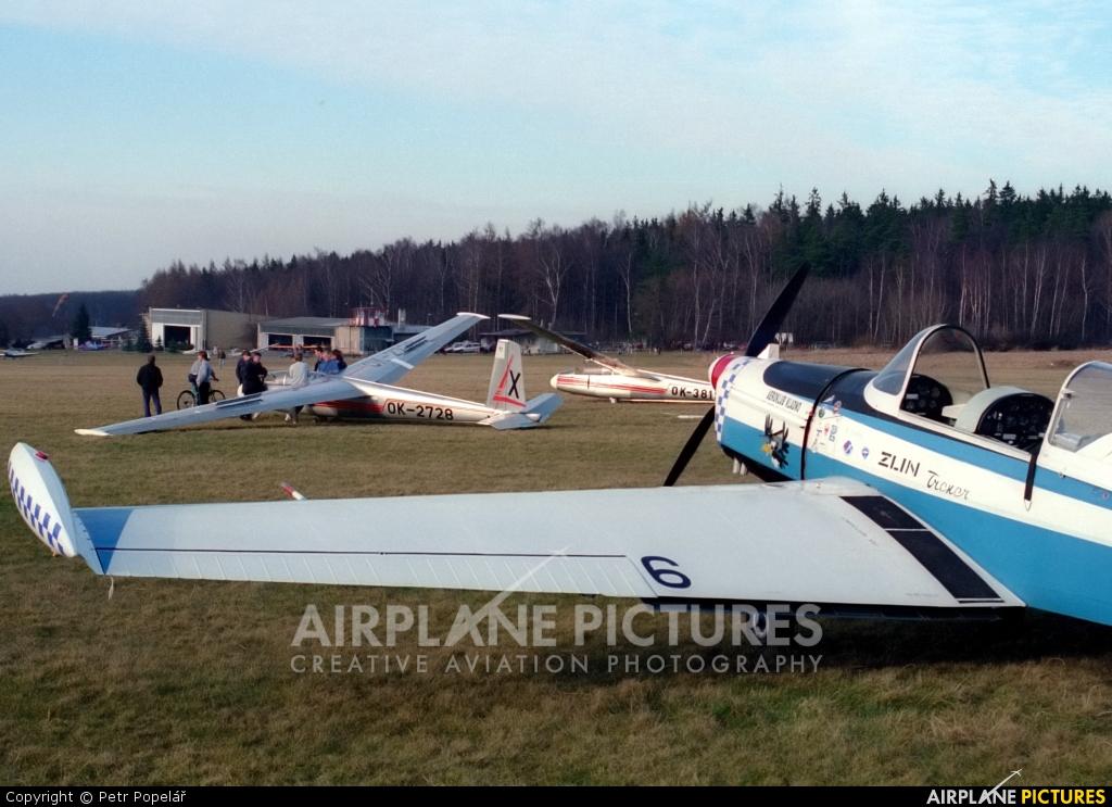Aeroklub Kladno OK-2728 aircraft at Kladno