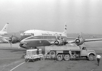 SU-ANM - United Arab Airlines Douglas DC-6B