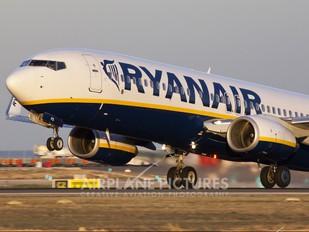 EI-DPS - Ryanair Boeing 737-800