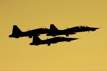 71-4016 - Turkey - Air Force : Turkish Stars Canadair NF-5B