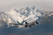 VQ-BBN - Tatarstan Boeing 737-500 aircraft