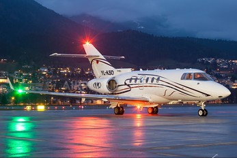 YL-KSD - KS Avia Hawker Beechcraft 850XP