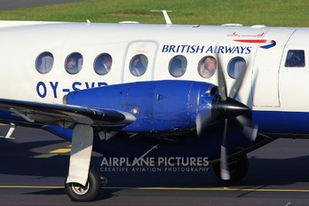 OY-SVB - British Airways - Sun Air Scottish Aviation Jetstream 31