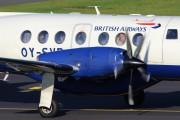 OY-SVB - British Airways - Sun Air Scottish Aviation Jetstream 31 aircraft