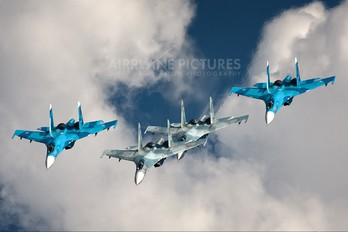 54 - Russia - Air Force Sukhoi Su-27