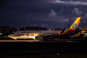 9Y-JMF - Air Jamaica Boeing 737-800 aircraft