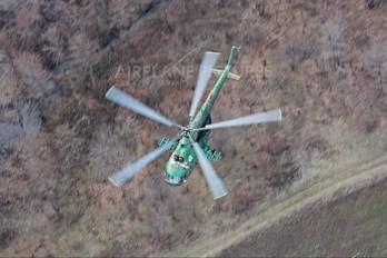 418 - Bulgaria - Air Force Mil Mi-17