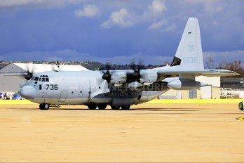 165736 - USA - Marine Corps Lockheed KC-130J Hercules