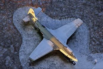 VB+134 - Germany - Navy Hawker Sea Hawk Mk. 100