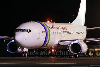 9Y-TJQ - Caribbean Airlines  Boeing 737-800