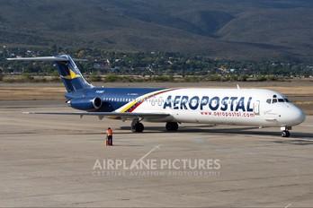 YV139T - Aeropostal McDonnell Douglas DC-9