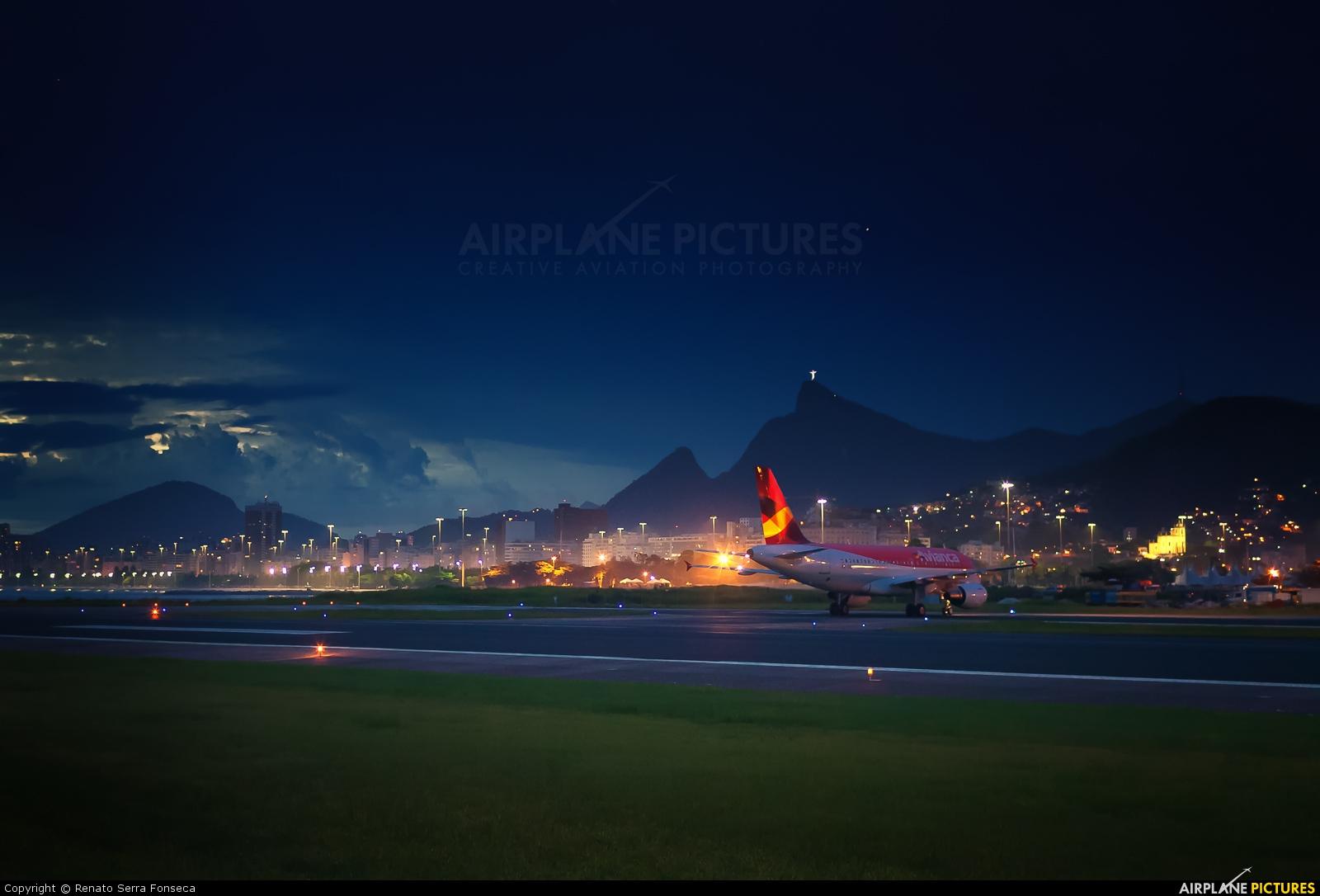 Avianca Brasil - aircraft at Rio de Janeiro - Santos Dumont