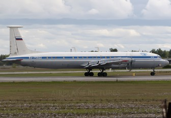 RA-75922 - Russia - Air Force Ilyushin Il-22