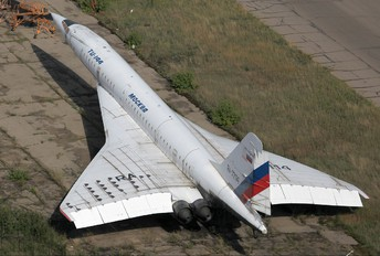 RA-77114 - Tupolev Design Bureau Tupolev Tu-144