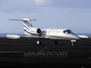 C-GUAC - Private Learjet 35 R-35A
