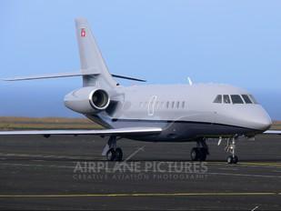 HB-JKL - TAG Aviation Dassault Falcon 2000 DX, EX