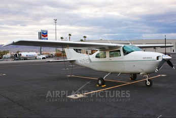 N254S - Private Cessna 210 Centurion