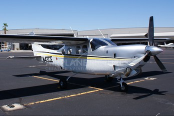 N43CE - Private Cessna 210N Silver Eagle