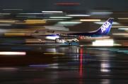 JA306K - ANA Wings Boeing 737-500 aircraft