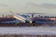 4K-85729 - Azerbaijan Airlines Tupolev Tu-154M aircraft