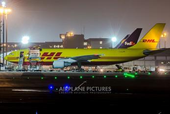 D-AEAQ - DHL Cargo Airbus A300