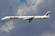 New addition to the Andes fleet title=