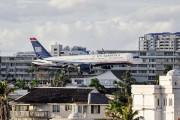 N203UW - US Airways Boeing 757-200 aircraft