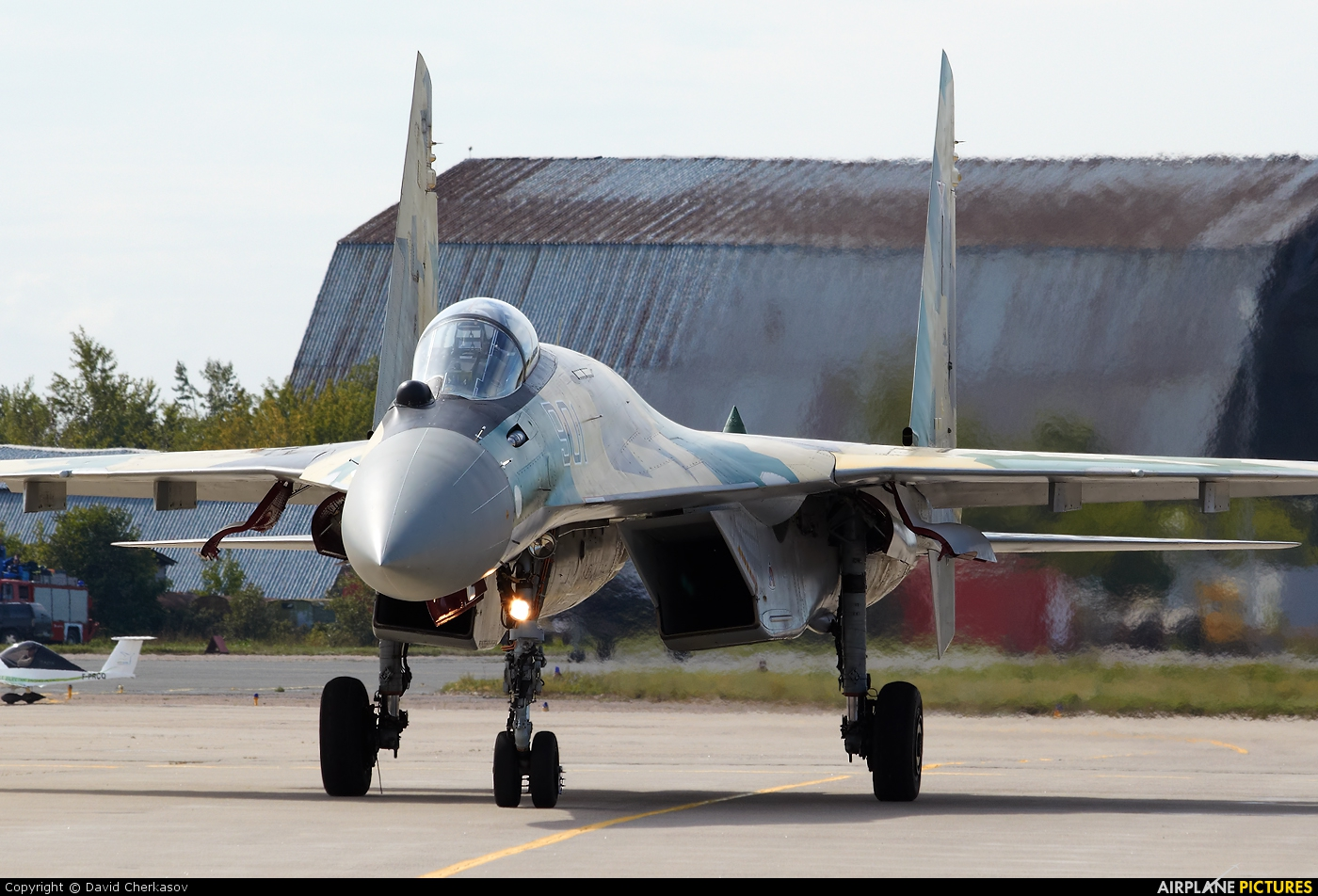 Russia - Air Force 901 aircraft at Ramenskoye - Zhukovsky