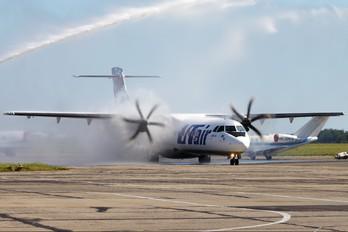 UR-UTI - UTair ATR 72 (all models)
