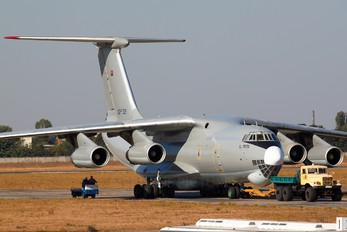 D2-FGG - Angola - Air Force Ilyushin Il-76 (all models)