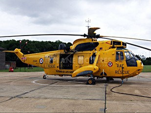 ZH540 - Royal Air Force Westland Sea King HAR.3