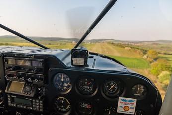 D-ENZU - Private Piper PA-22 Tri-Pacer