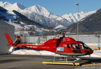 OE-XAG - Heli Austria Aerospatiale AS355 Ecureuil 2 / Twin Squirrel 2